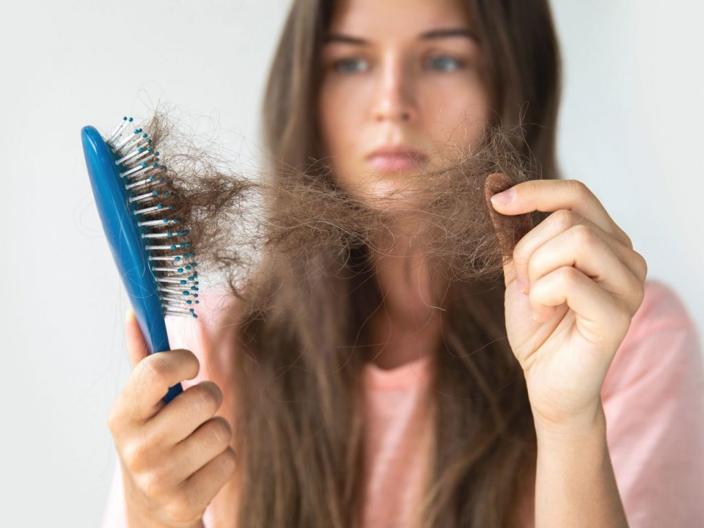 Stress and Hair Loss: What's the Link and How to Deal with It